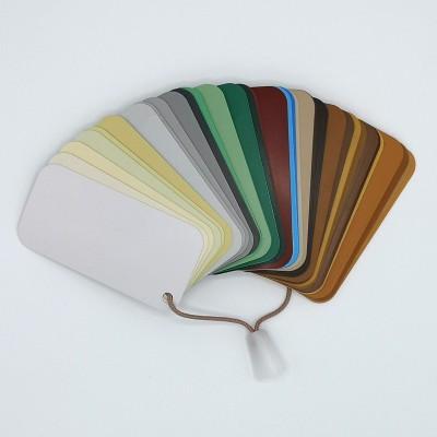 Mazzetta Colori Tapparelle PVC